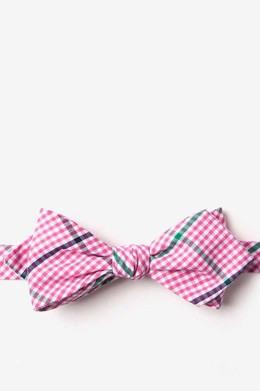 Douglas Diamond Tip Bow Tie Photo (0)