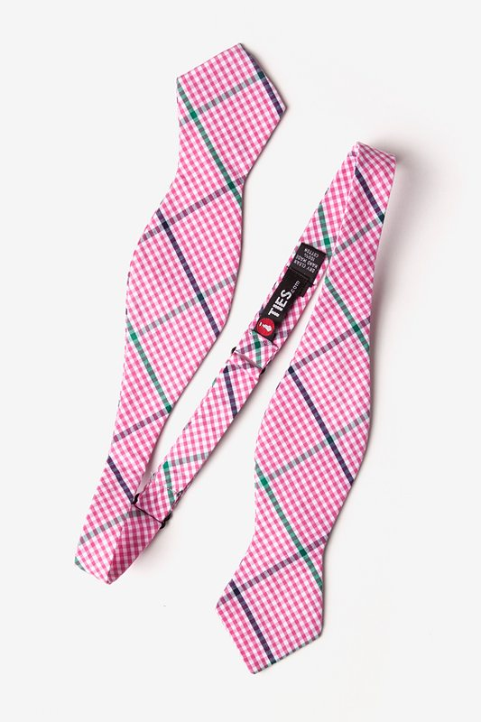 Douglas Diamond Tip Bow Tie