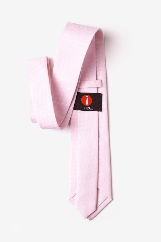 Poway Pink Extra Long Tie Photo (2)