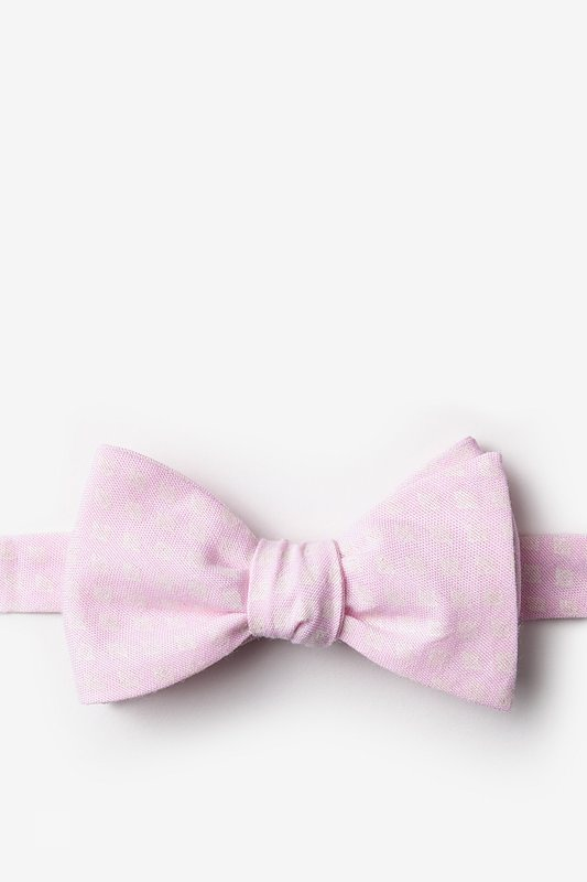 Poway Self-Tie Bow Tie Photo (0)