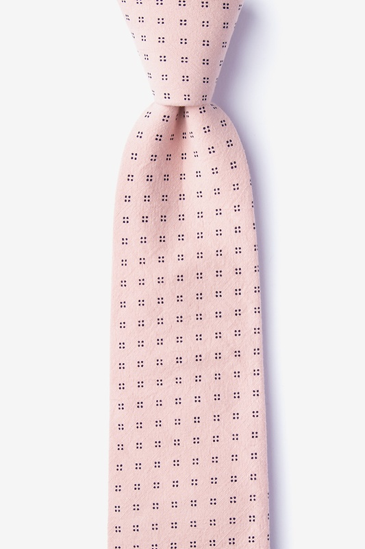 Ross Pink Extra Long Tie Photo (0)