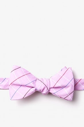 _Seattle Self-Tie Bow Tie_