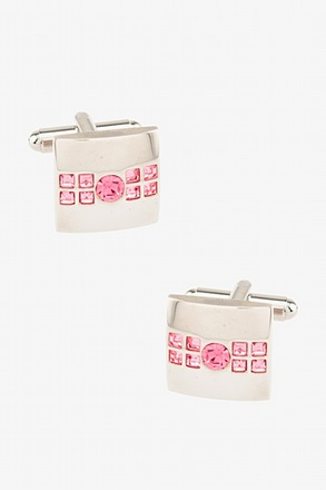 _Trilby Gem Cufflinks_