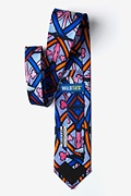 Peace Stained Glass Tie