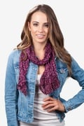 Big Cats Leopard Scarf by Scarves.com