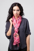Flight of the Butterflies Scarf by Scarves.com