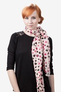 Niagara Hearts Scarf by Scarves.com