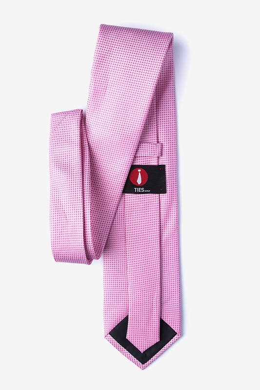 Buck Pink Extra Long Tie Photo (1)