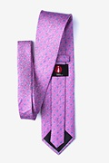 Dutch Pink Extra Long Tie Photo (1)