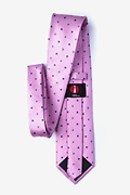 Grizzly Pink Extra Long Tie Photo (1)