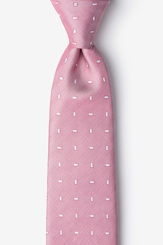 Nelson Pink Tie Photo (0)