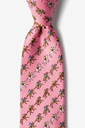 Pink Silk Win, Place, Show Tie