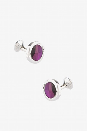Orbit Stone Cufflinks