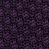 Plum Silk Texture Solid Knit Tie