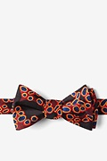 Port Silk Influenza/Immunization Bow Tie