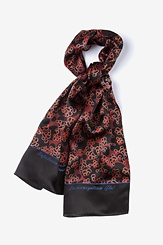 Port Silk Influenza/Immunization Oblong Scarf