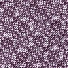 Purple Cotton Nixon Extra Long Tie