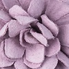 Purple Felt Chrysanthemum