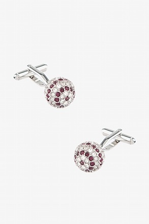 Bling Sphere Cufflinks
