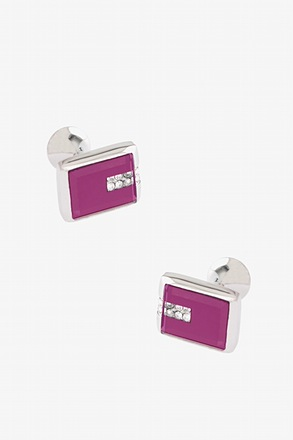 Regal Facet Cufflinks