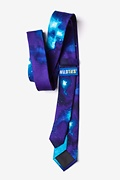 The Cosmos Skinny Tie Photo (1)