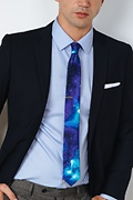 The Cosmos Skinny Tie Photo (3)