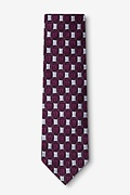 Bed Bugs Purple Tie Photo (1)