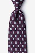 Bed Bugs Purple Tie Photo (0)