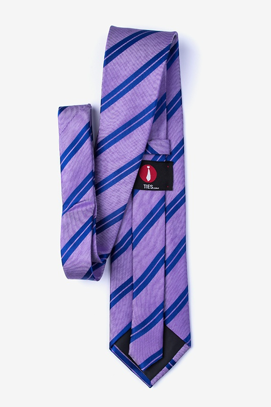 Blackwater Purple Extra Long Tie Photo (1)