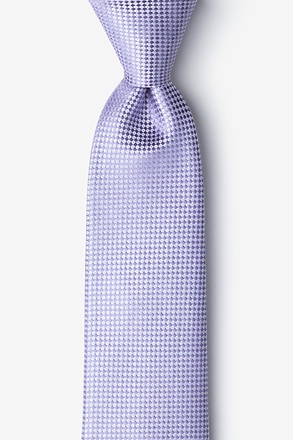 _Borneo Purple Extra Long Tie_