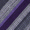 Purple Silk Carn Extra Long Tie