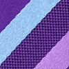 Purple Silk Fergus Tie