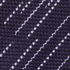 Purple Silk Mindanao Tie