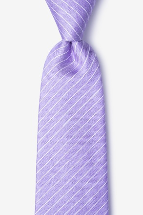 _Robe Purple Tie_