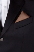 Raw Umber Pocket Square Photo (2)