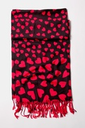 Hearts Pashmina by Scarves.com