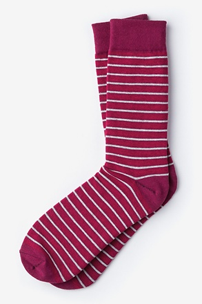 _Beverly Hills Stripe Sock_