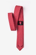 Descanso Red Skinny Tie Photo (2)