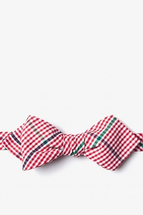_Douglas Diamond Tip Bow Tie_