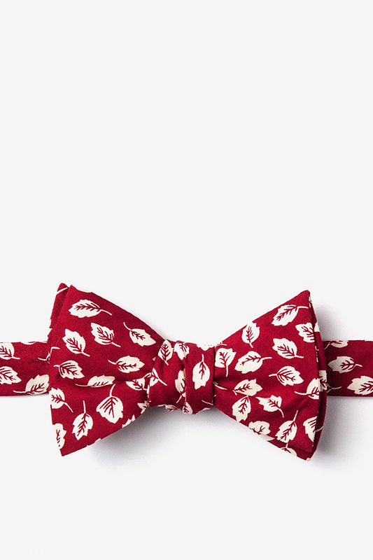 Florence Self-Tie Bow Tie