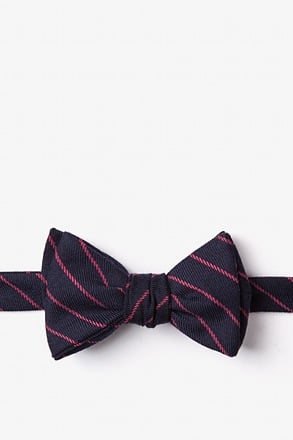 Glenn Heights Self-Tie Bow Tie