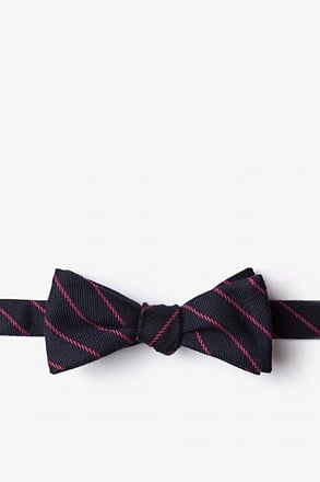 _Glenn Heights Skinny Bow Tie_
