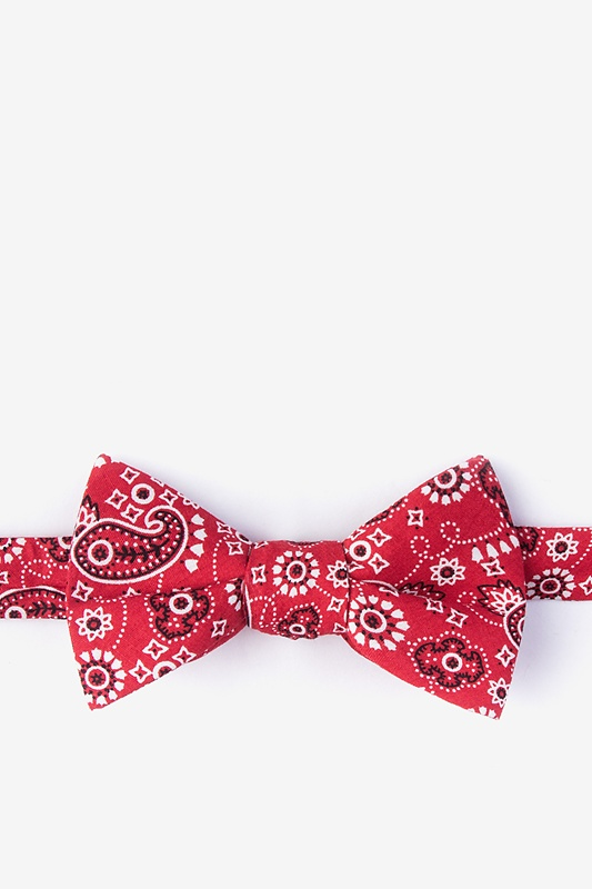 Grove Self-Tie Bow Tie Photo (0)