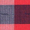 Red Cotton Kennewick Pocket Square