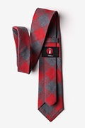 Kent Red Extra Long Tie Photo (2)