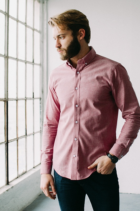 Lucas Classic Fit Casual Shirt