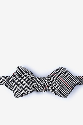_Rock Diamond Tip Bow Tie_