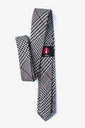 Rock Red Skinny Tie Photo (1)
