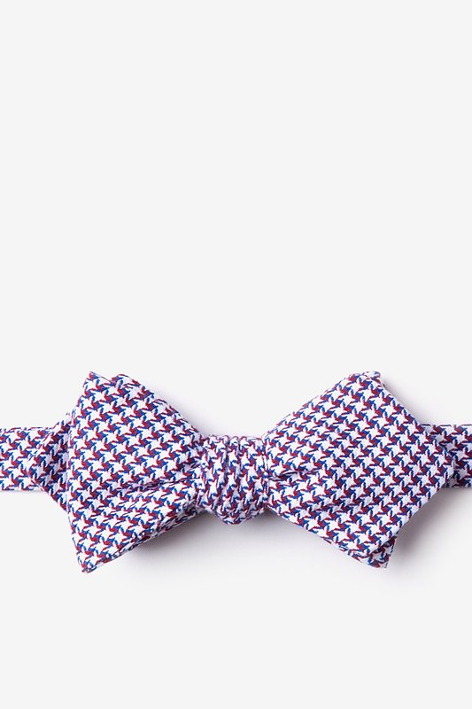 Sadler Diamond Tip Bow Tie Photo (0)