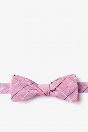 Tom Red Skinny Bow Tie